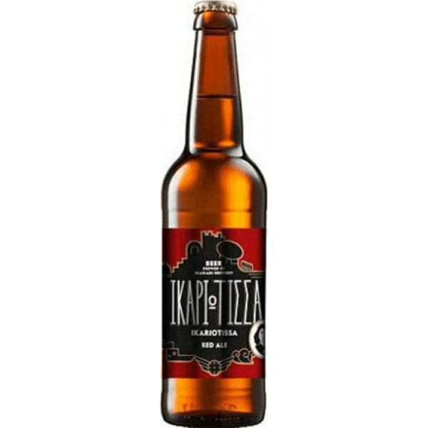 Ικαριώτισσα Red Ale 0.33 LT