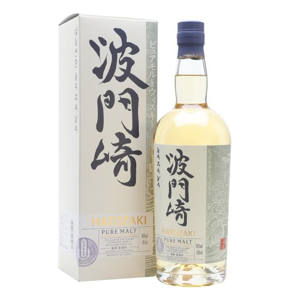 Hatozaki Japanese Pure Malt Whiskey 0.70 LT