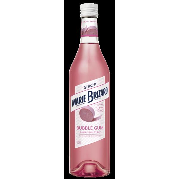 Marie Brizard Bubble Gum Syrup 0.70 LT