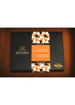 Deli Carpous Σοκολατάκια Πορτοκάλι 200 gr