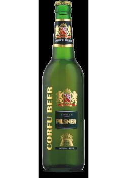 Corfu Pilsner 0.50 LT