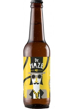 Dr. Haze Double IPA 0.33 LT