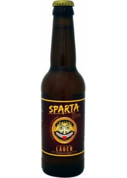 Sparta Lager 0.33 LT