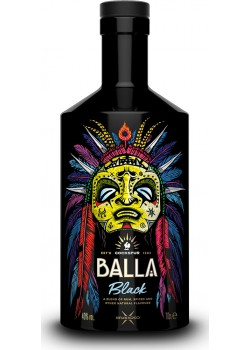 Balla Black Rum 0.70 LT