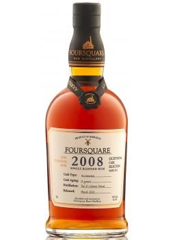 Foursquare Rum 2008 Vintage 0.70 LT