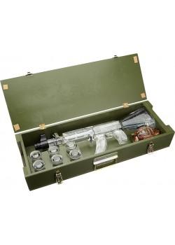 Kalashnikov Red Army Box Vodka 1 LT