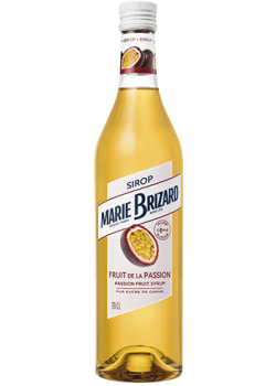 Marie Brizard Passion Fruit Syrup 0.70 LT