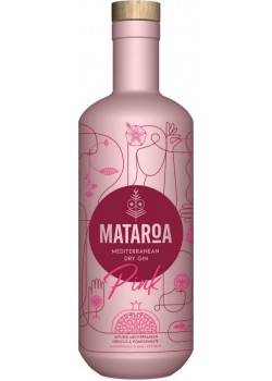 Mataroa Pink Gin 0.70 LT