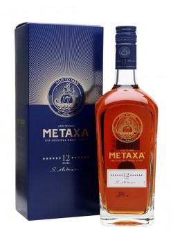 Metaxa 12* 0.70 LT