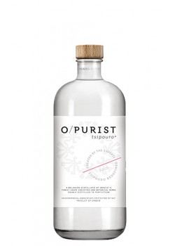 O/Purist Tsipouro 0.70 LT