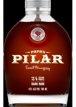 Pillar Dark Rum 0.70 LT
