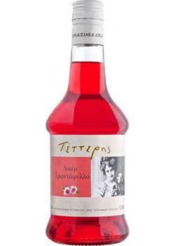 Τέττερη Τριαντάφυλλο Λικέρ 0,50 LT