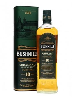 Bushmills 10 Years Old 0.70 LT