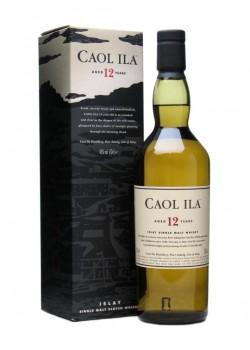 Caol Ila 12 Years Old 0.70 LT