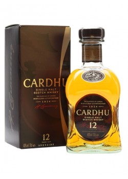 Cardhu 12 Years Old 0.70 LT