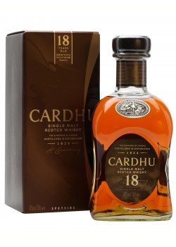 Cardhu 18 Years Old 0.70 LT