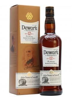 Dewar's 12 Years Old 0.70 LT