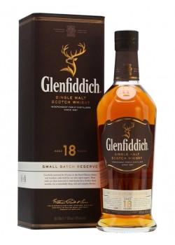 Glenfiddich 18 Years Old 0.70 LT