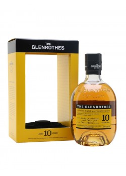 Glenrothes 10 Years Old 0.70 LT