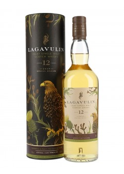Lagavulin 12 Years Old 0.70 LT