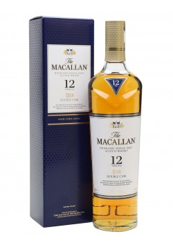 Macallan 12 Years Old Double Cask 0.70 LT
