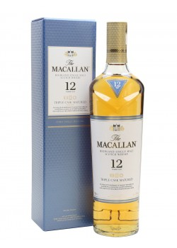 Macallan 12 Years Old Triple Cask 0.70 LT