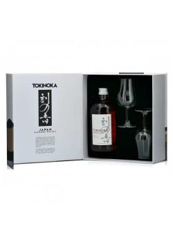 Tokinoka Japanese Whisky 0.50 LT Gift Box