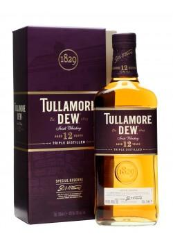 Tullamore Dew 12 Years Old 0.70 LT
