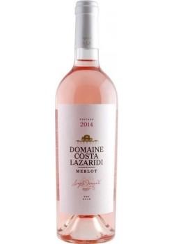 Λαζαρίδη Κ. Merlot Ροζέ 0,75 LT