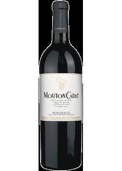 Baron Philippe Mouton Cadet Rouge 0.75 LT