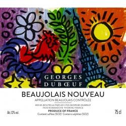 Beaujolais Nouveau Duboeuf